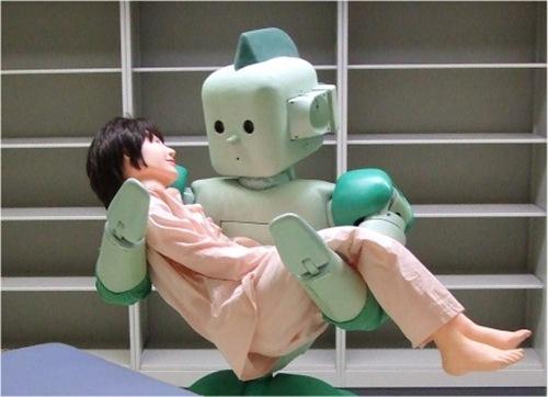 riman-robot