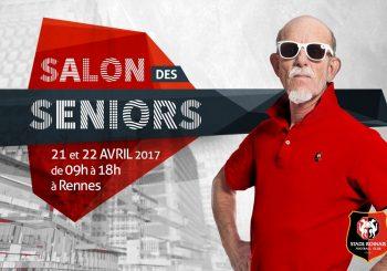 Salon des seniors à Rennes les vendredi 21 et samedi 22 avril prochain