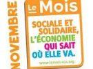 En novembre, «Le mois de l'Economie Sociale et Solidaire» fête ses 10 ans