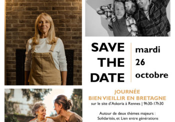 Journée Bien Vieillir en Bretagne – informations et inscriptions
